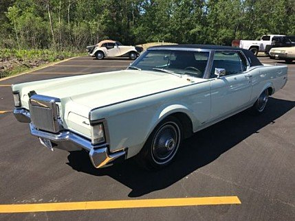 1969 Lincoln Continental for sale 100951194