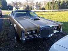 1969 Lincoln Continental for sale 100968758