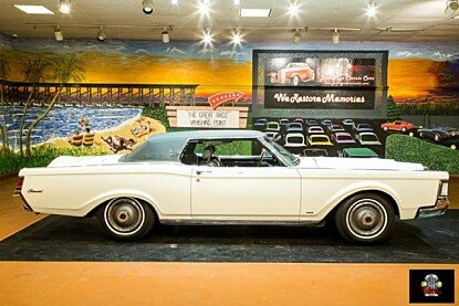 1969 Lincoln Continental for sale 100996779