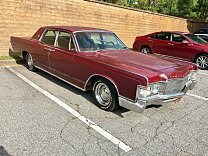 1969 Lincoln Continental Executive for sale 101040983