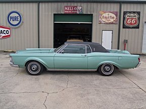 1969 Lincoln Continental for sale 101051490