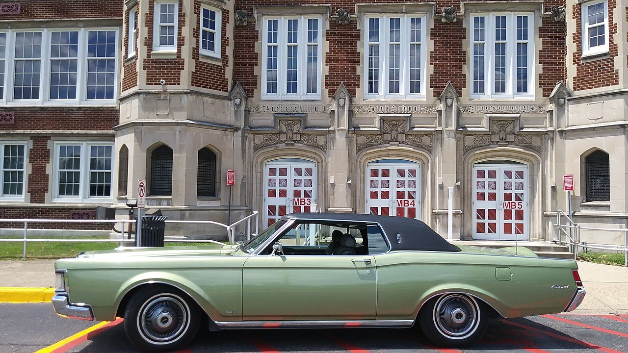 1969 Lincoln Mark III for sale 101009638
