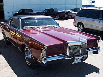 1969 lincoln mark iii classics for sale classics on autotrader. Black Bedroom Furniture Sets. Home Design Ideas