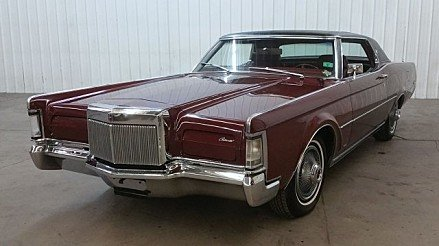 1969 Lincoln Mark III for sale 100847690
