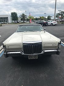 1969 Lincoln Mark III for sale 100973226