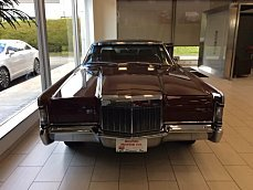1969 Lincoln Other Lincoln Models for sale 100907028