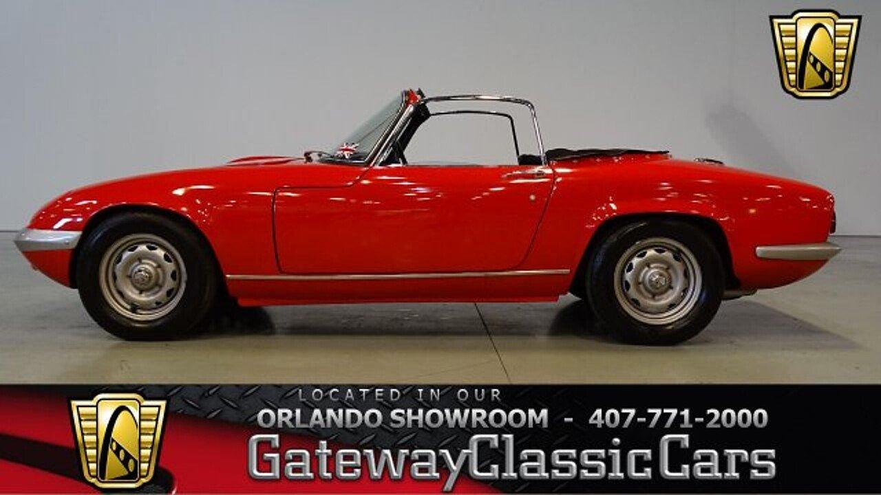 1969 Lotus Elan for sale 100964372