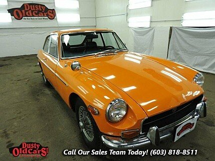 1969 MG MGB for sale 100761070