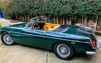 1969 MG MGB for sale 100967976