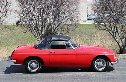 1969 MG MGB for sale 100986444