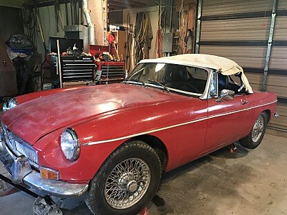 1969 MG MGB for sale 100996932