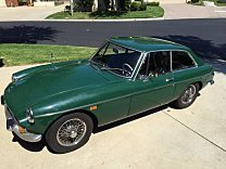 1969 MG MGB for sale 101001544