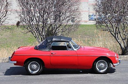 1969 MG MGB for sale 101031415