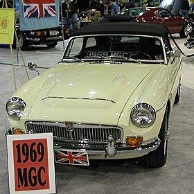 1969 MG MGC for sale 100873263