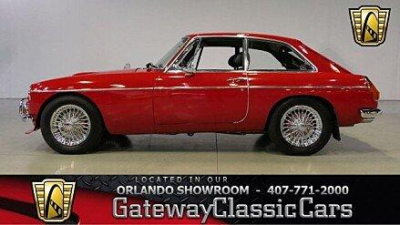 1969 MG MGC for sale 100976604