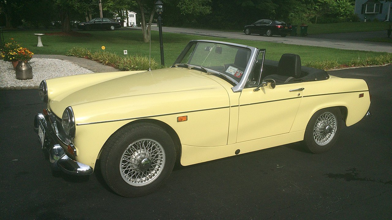 1969 MG Midget for sale 100877651