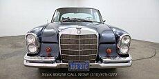 1969 Mercedes-Benz 280SE for sale 100867644