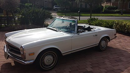 1969 Mercedes-Benz 280SL for sale 100731243