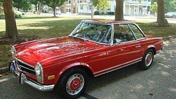 1969 Mercedes-Benz 280SL for sale 100736447