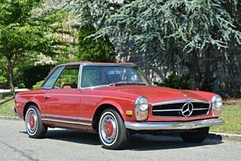 1969 Mercedes-Benz 280SL for sale 100752693