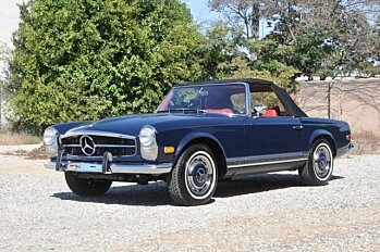 1969 Mercedes-Benz 280SL for sale 100796719