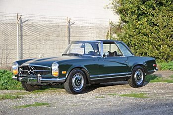 1969 Mercedes-Benz 280SL for sale 100841986