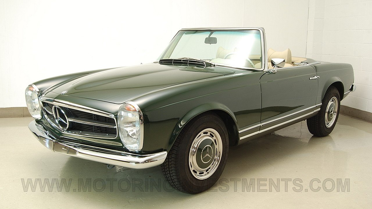 Mercedes-Benz 280SL Classics for Sale - Classics on Autotrader