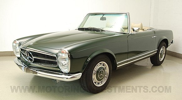 1969 Mercedes-Benz 280SL for sale 100743748