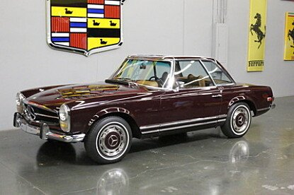 1969 Mercedes-Benz 280SL for sale 100853124