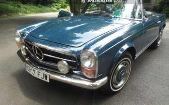 1969 Mercedes-Benz 280SL for sale 100881216