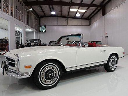 1969 Mercedes-Benz 280SL for sale 100888030