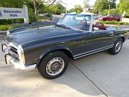 1969 Mercedes-Benz 280SL for sale 100890206