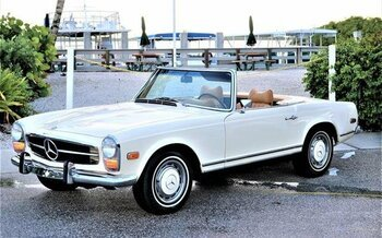 1969 Mercedes-Benz 280SL for sale 100950943