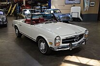 1969 Mercedes-Benz 280SL for sale 101000930