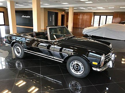 1969 Mercedes-Benz 280SL for sale 101002189