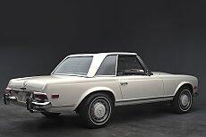 1969 Mercedes-Benz 280SL for sale 101012761