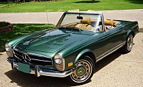 1969 Mercedes-Benz 280SL for sale 101014818