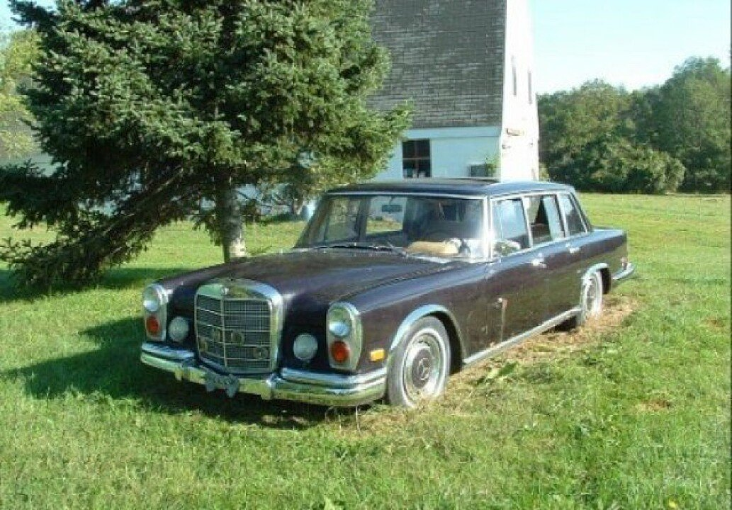 1969 mercedes benz 600 for sale near queens new york 11103 classics on autotrader. Black Bedroom Furniture Sets. Home Design Ideas