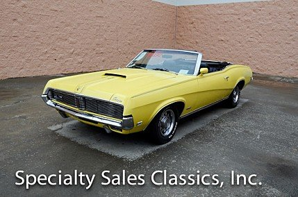 1969 Mercury Cougar for sale 100727087