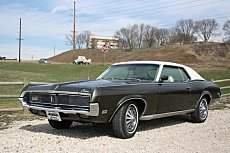 1969 Mercury Cougar for sale 100732639