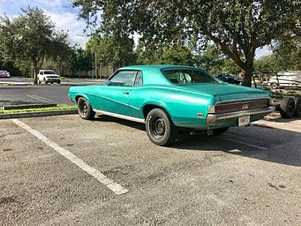 1969 Mercury Cougar for sale 100837010