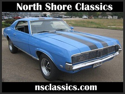 1969 Mercury Cougar for sale 100840557