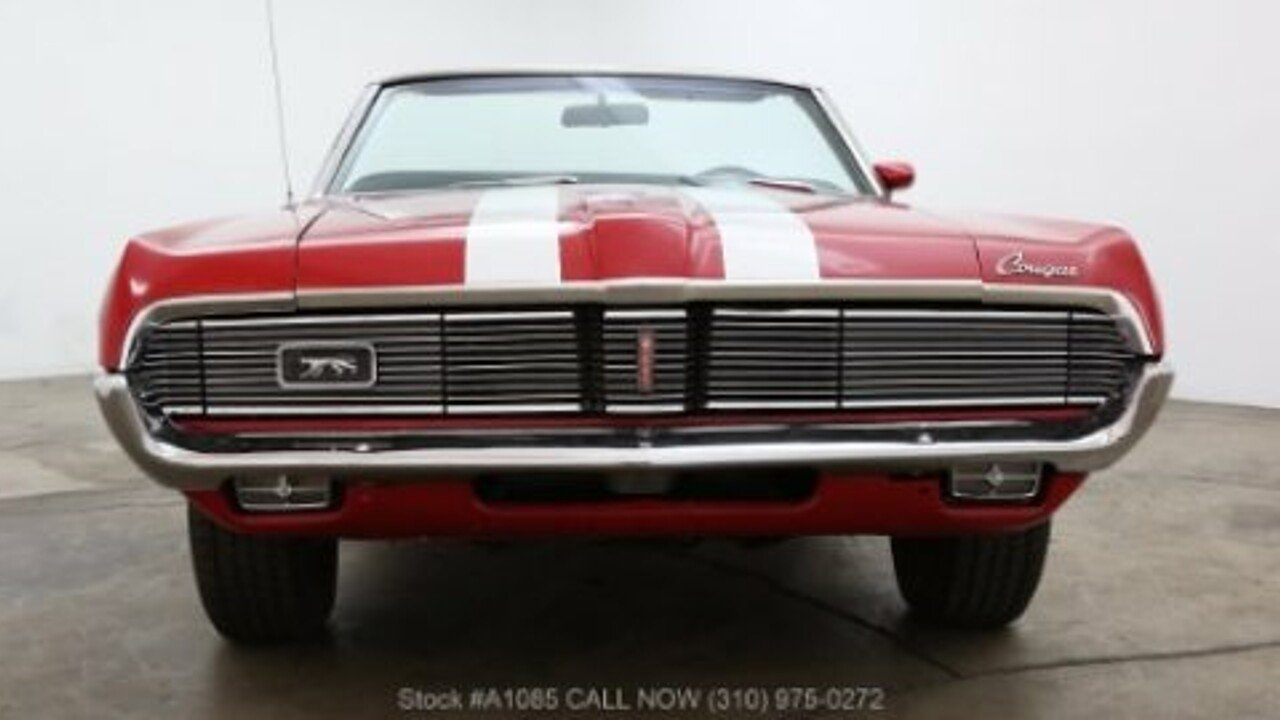 1969 Mercury Cougar for sale near Los Angeles, California 90063 ...
