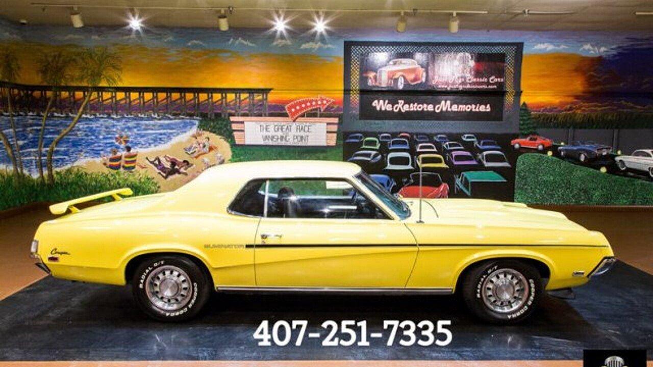1969 Mercury Cougar for sale near Orlando, Florida 32837 - Classics ...