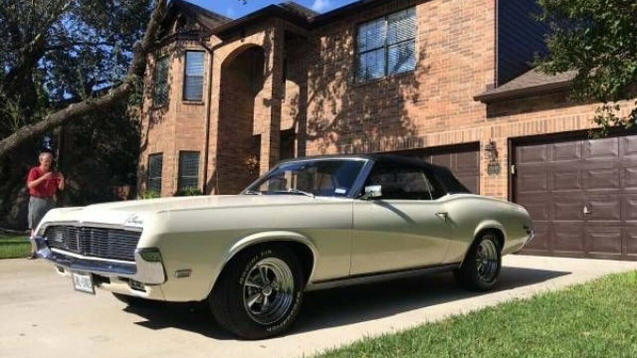 1969 Mercury Cougar for sale 100940556