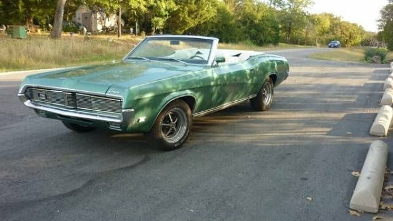 1969 Mercury Cougar for sale 100969316