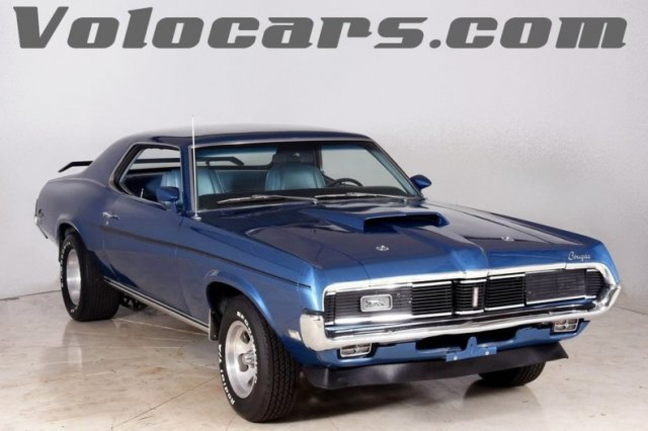 Autotrader Muscle Cars For Sale >> 1969 Mercury Cougar for sale near Volo, Illinois 60073 - Classics on Autotrader