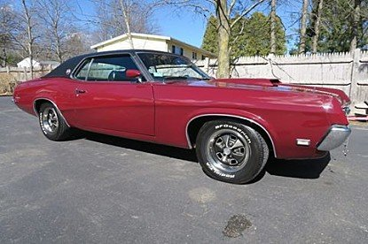 1969 Mercury Cougar for sale 100860014