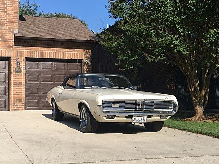 1969 Mercury Cougar for sale 100916455