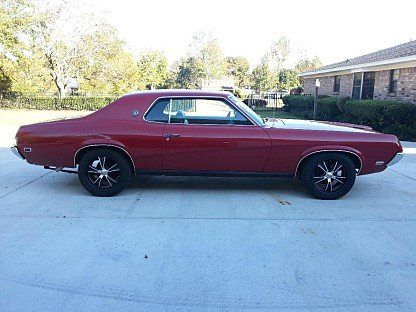 1969 Mercury Cougar XR7 Coupe for sale 100969497